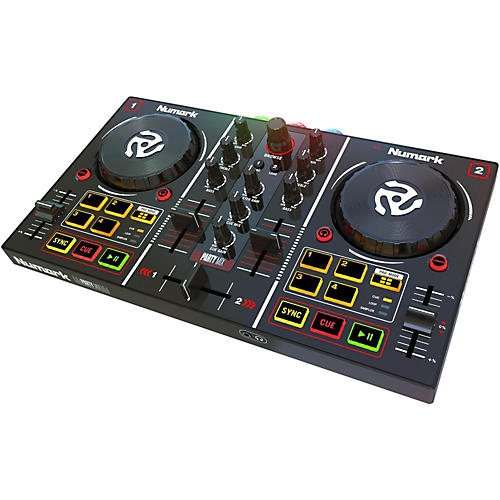 Numark Party Mix DJ Controller thumbnail