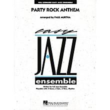 Hal Leonard Party Rock Anthem - Easy Jazz Ensemble Series Level 2