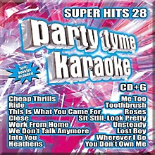 Universal Music Group Party Tyme Karaoke - Super Hits 28