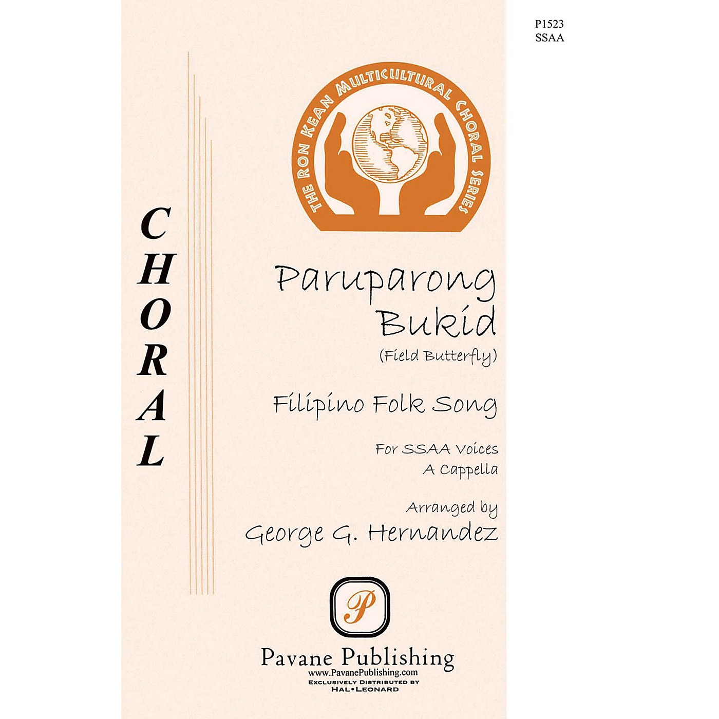 Pavane Paruparong Bukid (Field Butterfly) SSAA A Cappella arranged by George Hernandez thumbnail