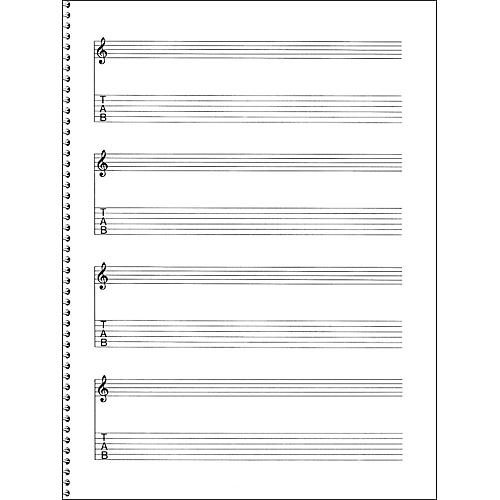 Staff Bass Clef Music Paper Paper Image Titled Write Sheet Music