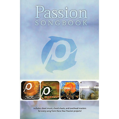 Worship Together Passion Songbook (Worship Together) Sacred Folio Series thumbnail