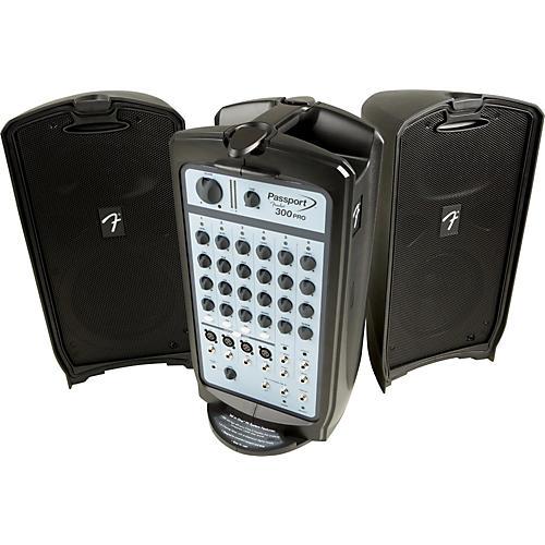 Fender Passport 300 Pro Portable PA System-thumbnail