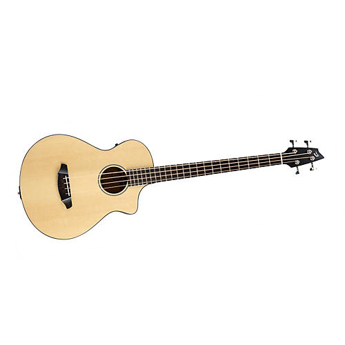 Breedlove Passport B350/SMe4 Acoustic-Electric Bass Guitar-thumbnail