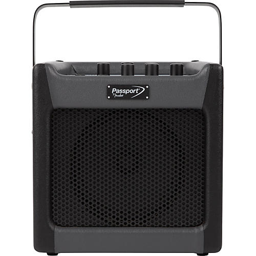 Fender Passport Mini 7W 1x8 Battery Powered Acoustic Guitar Combo with Effects thumbnail