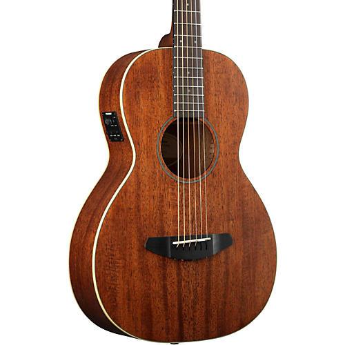 Breedlove Passport Parlor Satin Mahogany Acoustic-Electric Guitar thumbnail
