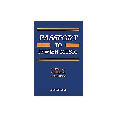 Tara Publications Passport to Jewish Music Book-thumbnail