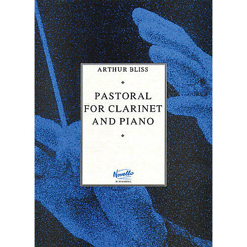 Novello Pastoral for Clarinet and Piano Music Sales America Series thumbnail
