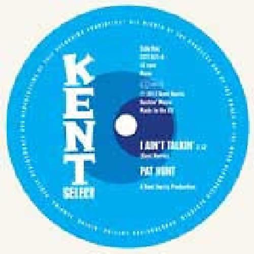Alliance Pat Hunt & Mamie Perry - I Ain't Talkin / My Baby Waited Too Long thumbnail