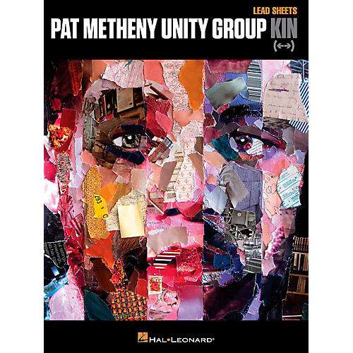 Hal Leonard Pat Methany Unity Group - Kin thumbnail