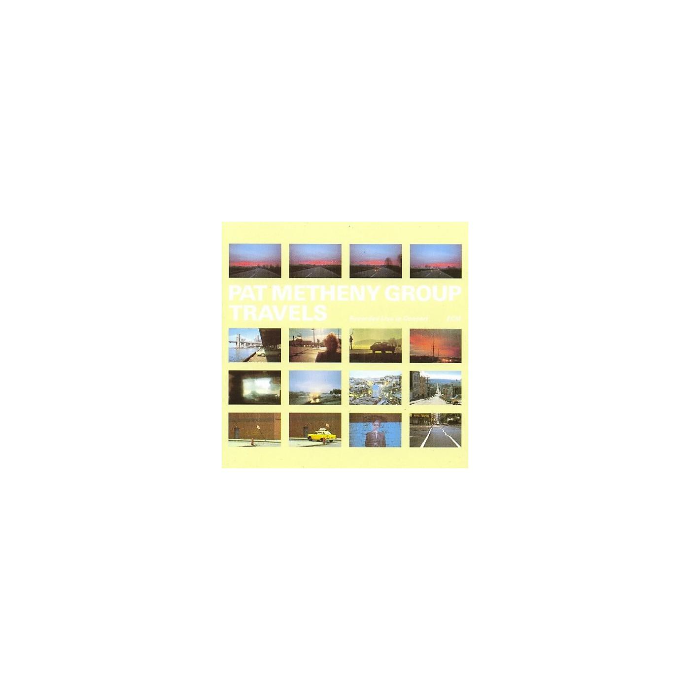 Alliance Pat Metheny - Travels thumbnail