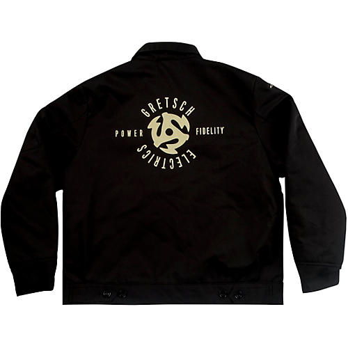 Gretsch Patch Jacket - Black thumbnail