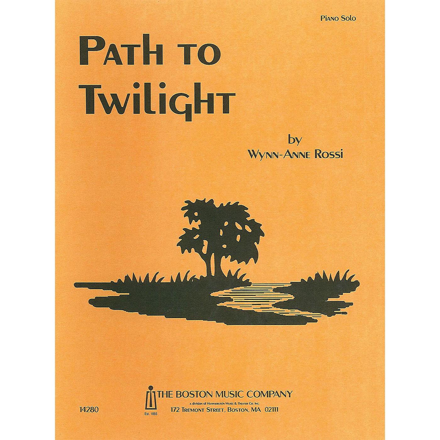 Music Sales Path To Twilight Music Sales America Series thumbnail