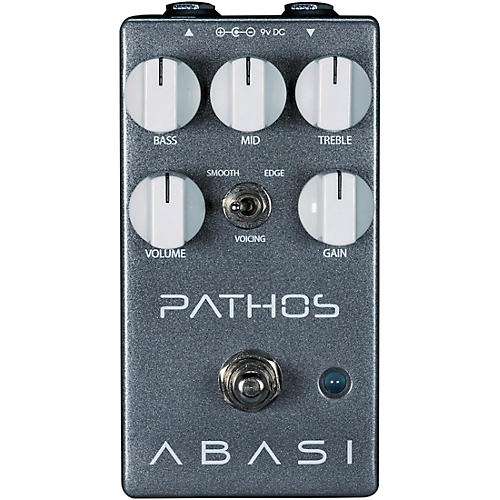 ABASI Pathos Distortion Effects Pedal thumbnail