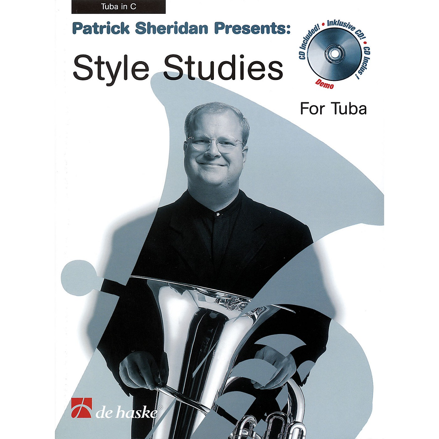 De Haske Music Patrick Sheridan Presents Style Studies De Haske Play-Along Book Series by Patrick Sheridan thumbnail