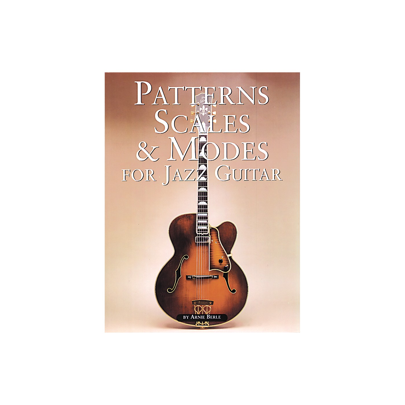 Music Sales Patterns, Scales and Modes for Jazz Guitar Book thumbnail