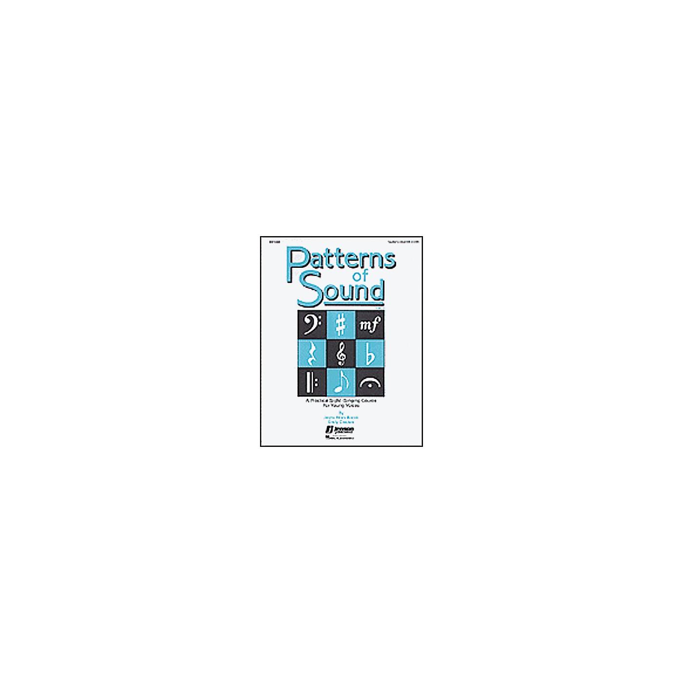 Hal Leonard Patterns of Sound Teacher's Edition - Volume 1 Book thumbnail
