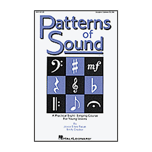 Hal Leonard Patterns of Sound Teacher's Edition, Volume 2 Book thumbnail