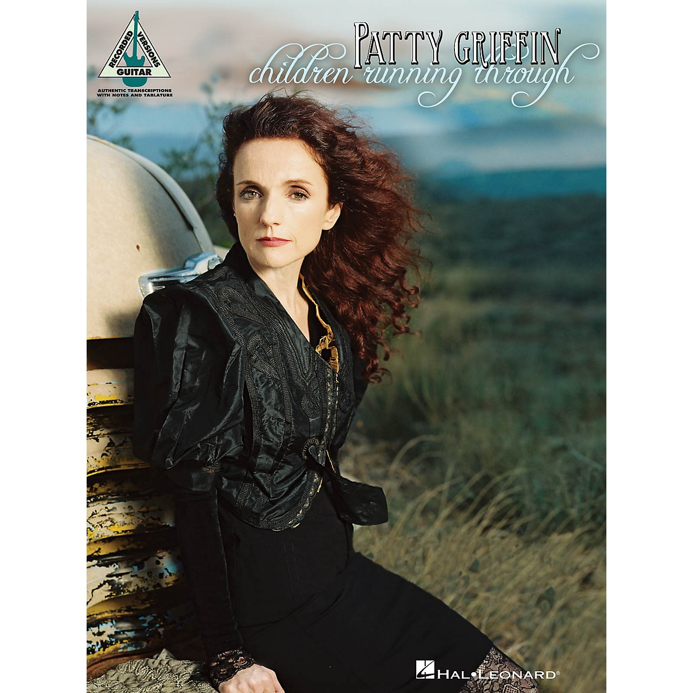 Hal Leonard Patty Griffin - Children Running Through Guitar Recorded Version Series Softcover by Patty Griffin thumbnail