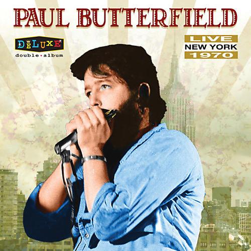 Alliance Paul Butterfield - Live In New York 1970 thumbnail