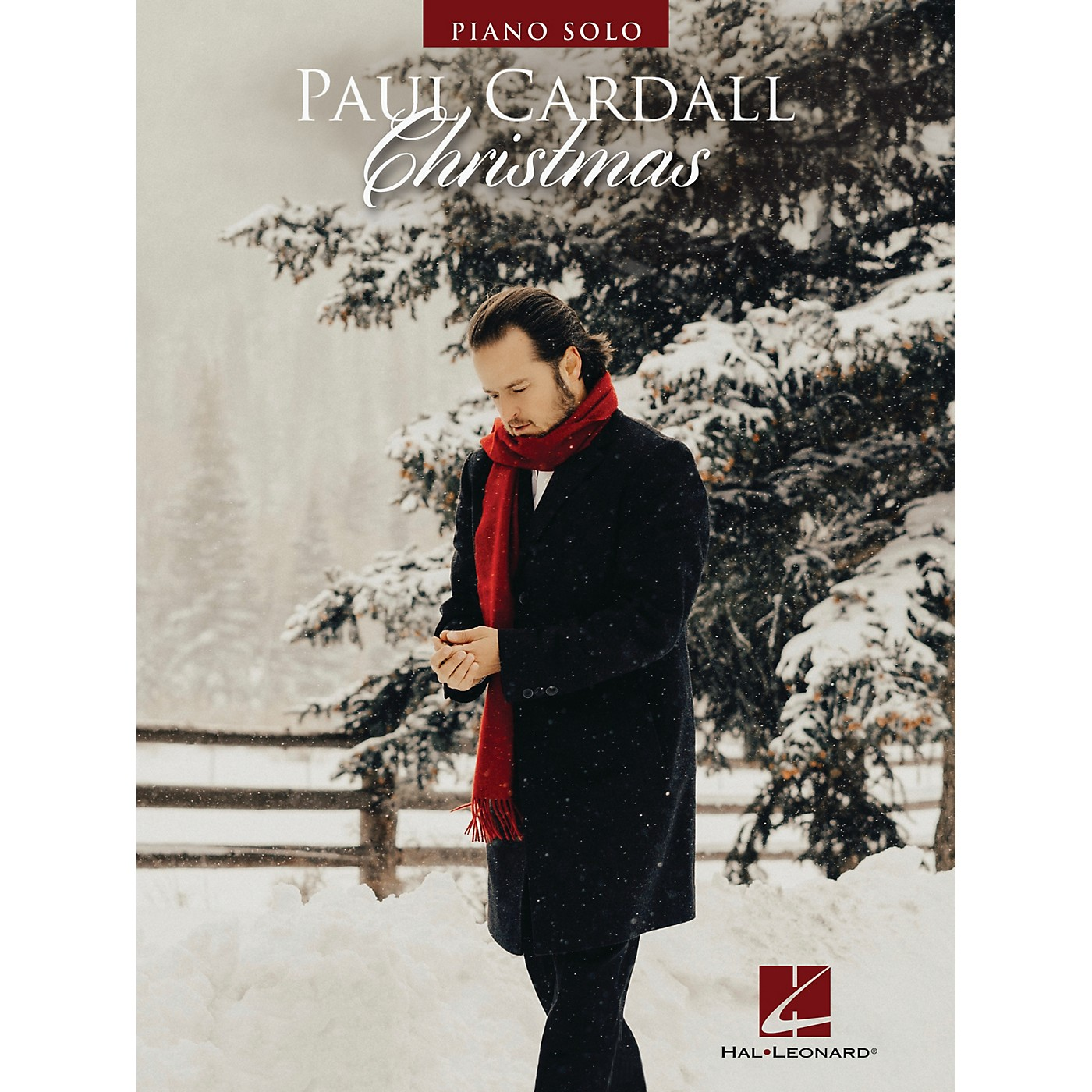 Hal Leonard Paul Cardall - Christmas Piano/Vocal/Guitar Songbook thumbnail