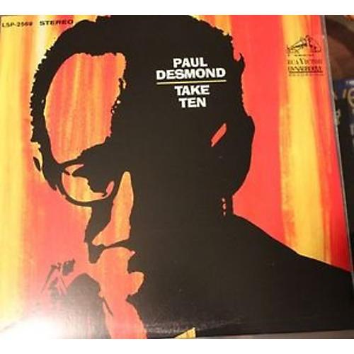 Alliance Paul Desmond - Take Ten thumbnail