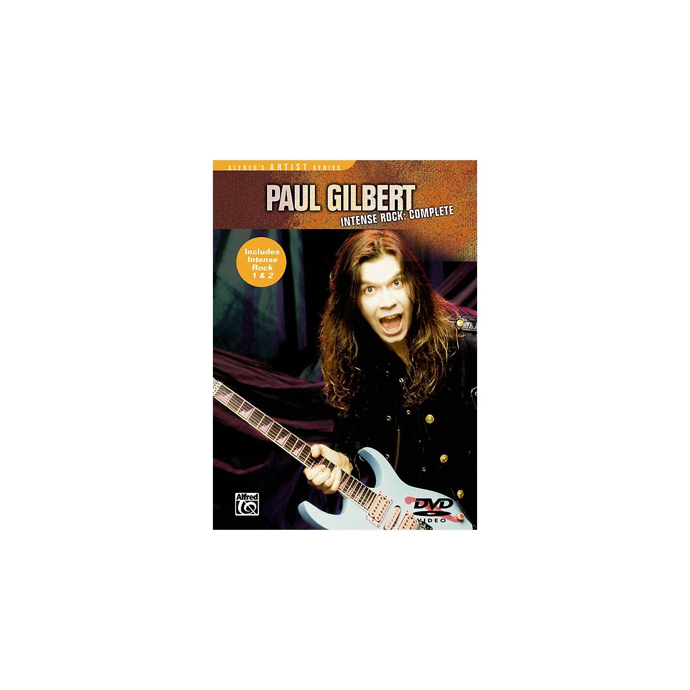 Alfred Paul Gilbert - Intense Rock: Complete DVD thumbnail