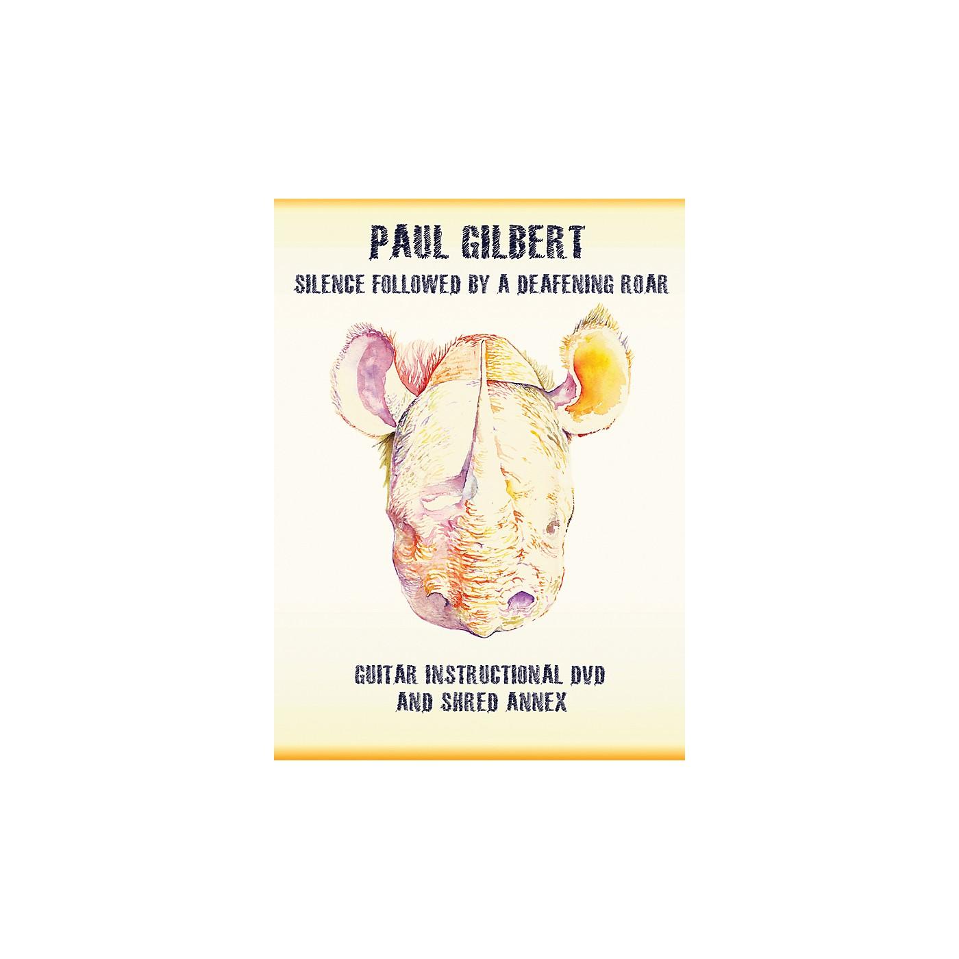 Alfred Paul Gilbert - Silence Followed By a Deafening Roar DVD thumbnail