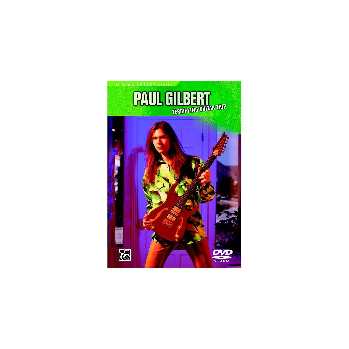 Alfred Paul Gilbert - Terrifying Guitar Trip DVD thumbnail