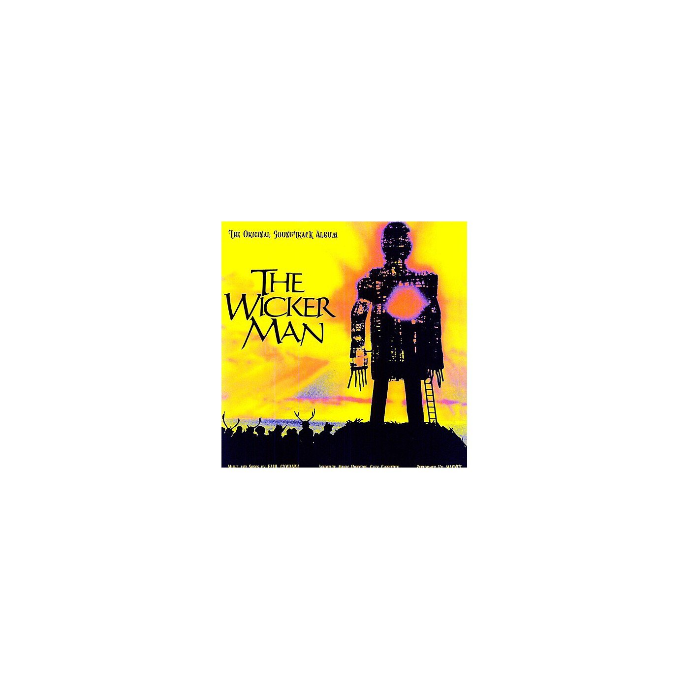 Alliance Paul Giovanni - The Wicker Man (The Original Soundtrack Album) thumbnail