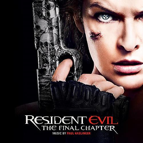 Alliance Paul Haslinger - Resident Evil: The Final Chapter (Music by Paul Haslinger) thumbnail