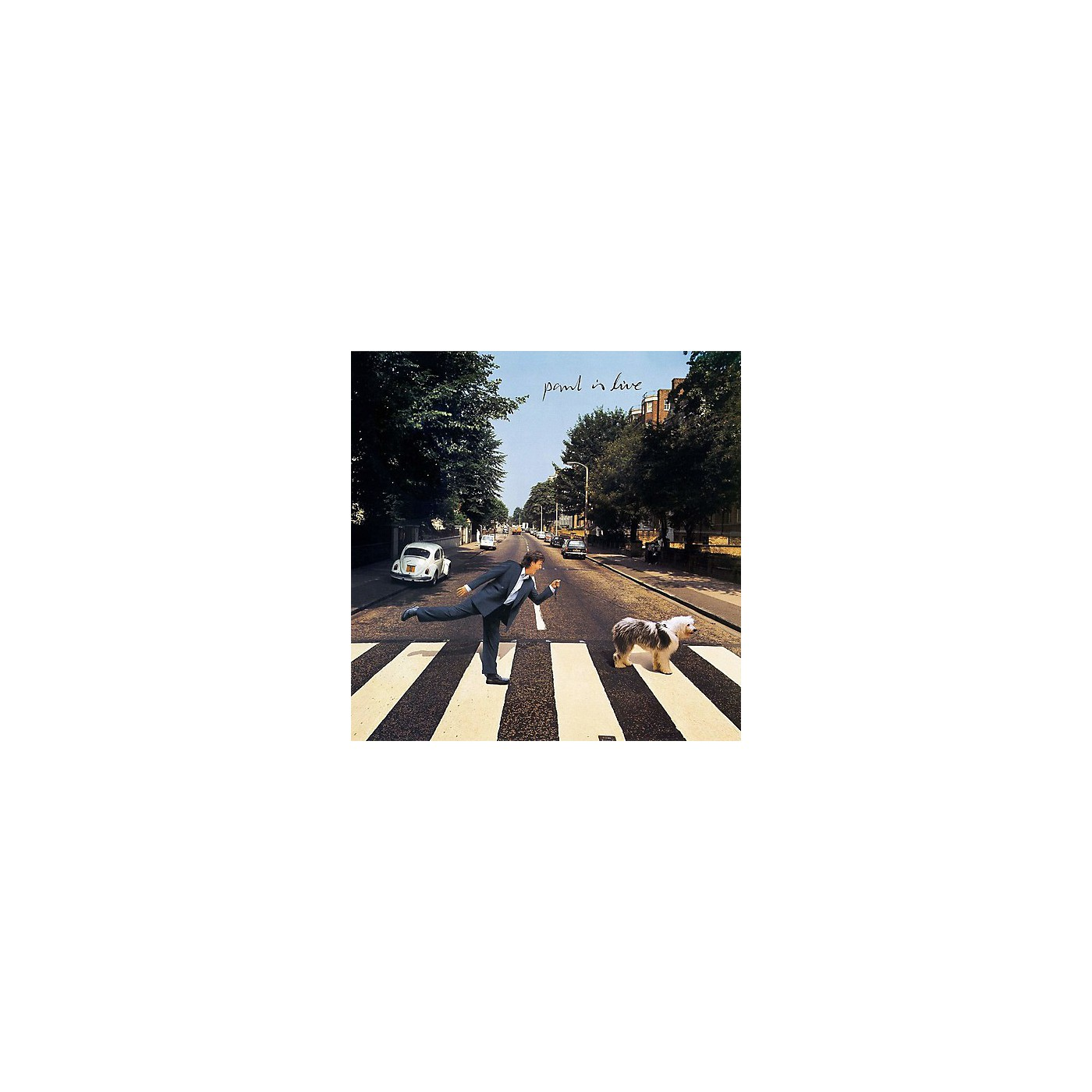 Alliance Paul McCartney - Paul Is Live (CD) thumbnail
