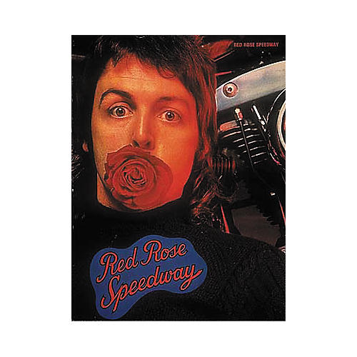 Hal Leonard Paul McCartney - Red Rose Speedway Piano, Vocal, Guitar Songbook thumbnail
