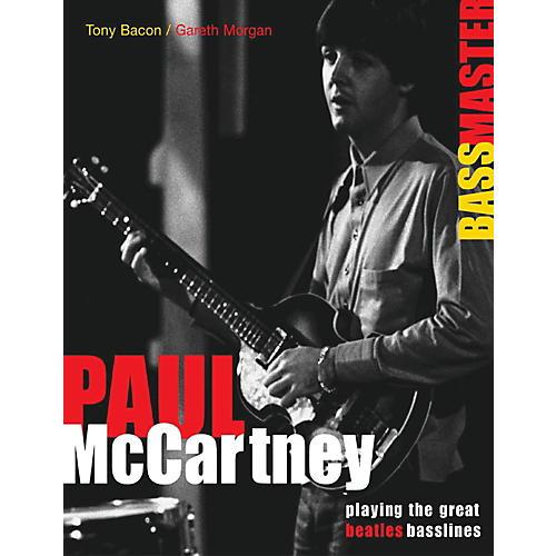 Backbeat Books Paul McCartney Bass Master thumbnail