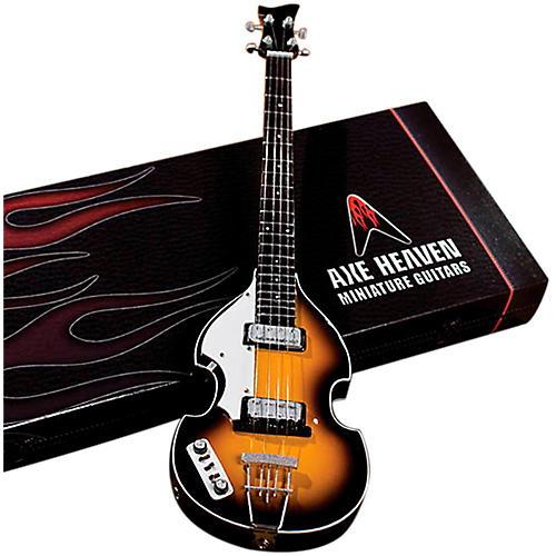 Axe Heaven Paul McCartney Original Violin Bass Miniature Guitar Replica Collectible thumbnail