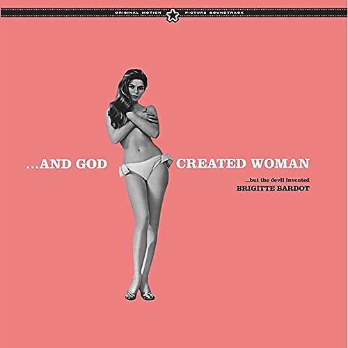 Alliance Paul Misraki - & God Created Woman: Deluxe Edition (Original Soundtrack) thumbnail