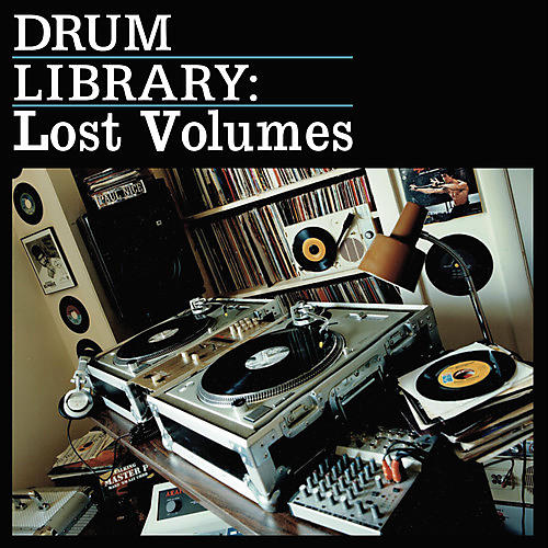 Alliance Paul Nice - Drum Library: The Lost Volumes thumbnail
