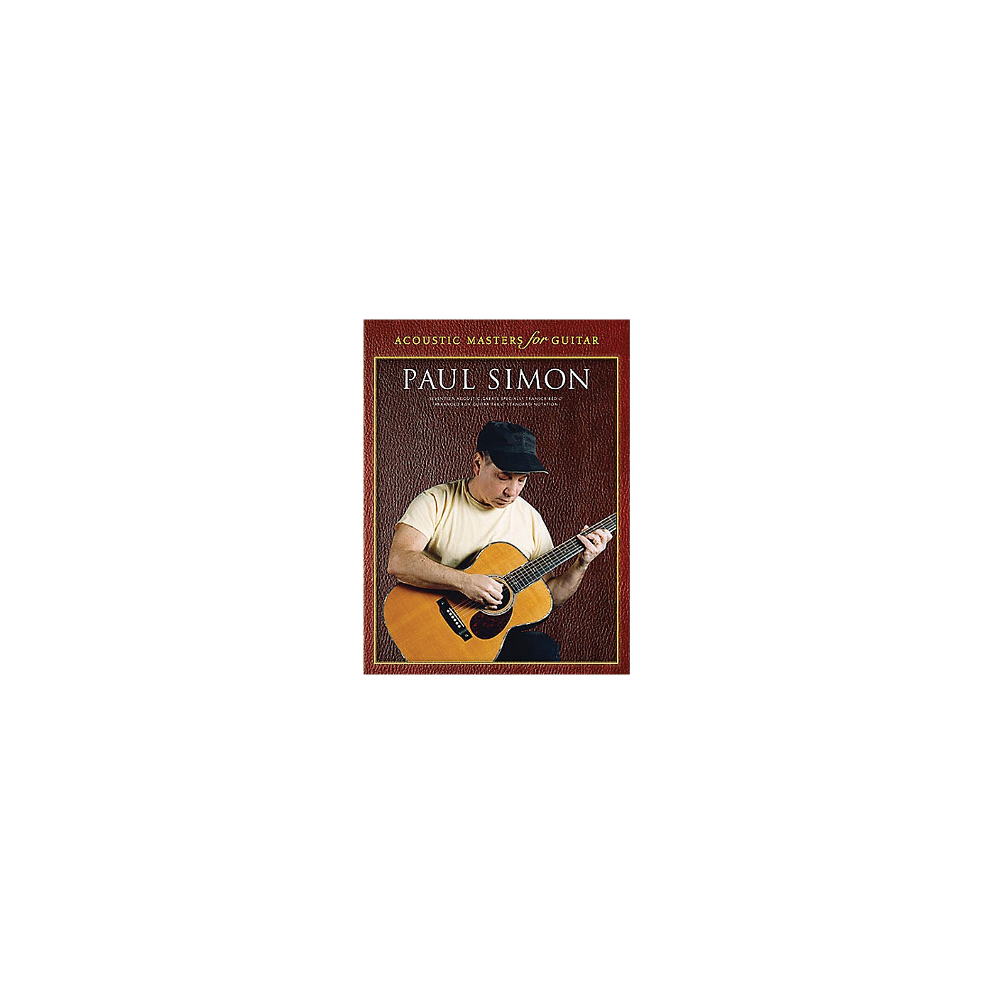 Music Sales Paul Simon - Acoustic Masters for Guitar (Guitar Tab) Music Sales America Series Softcover by Paul Simon thumbnail