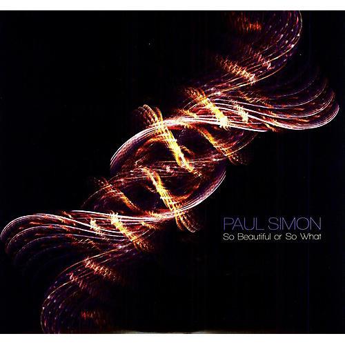 Alliance Paul Simon - So Beautiful or So What thumbnail