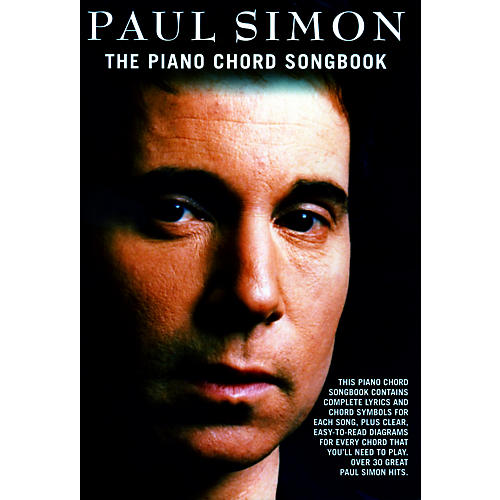 Music Sales Paul Simon - The Piano Chord Songbook thumbnail