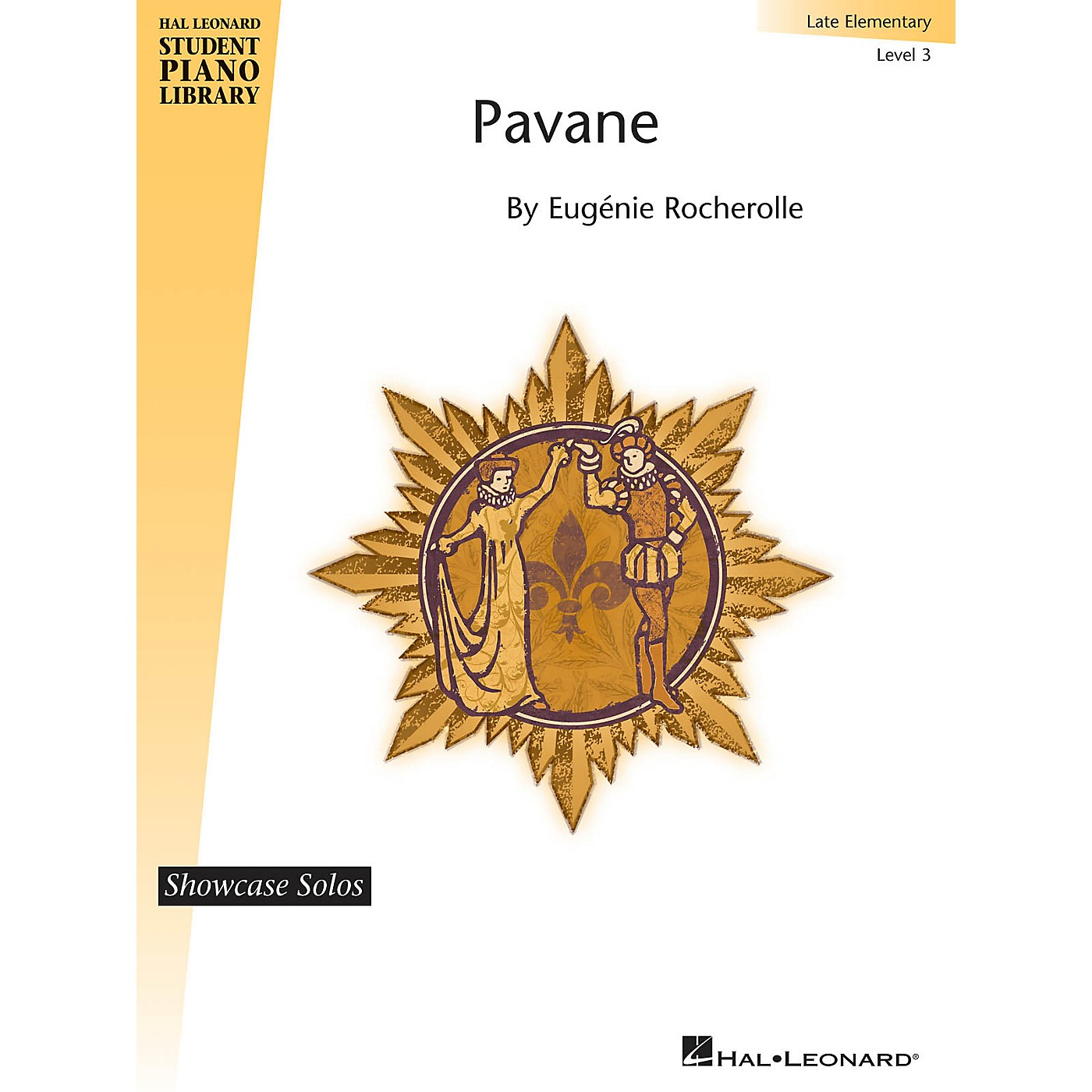 Hal Leonard Pavane Piano Library Series by Eugenie Rocherolle (Level Late Elem) thumbnail