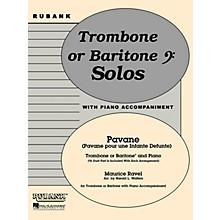Rubank Publications Pavane pour une Infante Défunte Rubank Solo/Ensemble Sheet Series