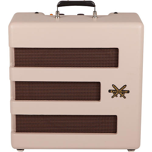 Fender Pawn Shop Special Excelsior 13W 1x15 Tube Guitar Combo Amp thumbnail