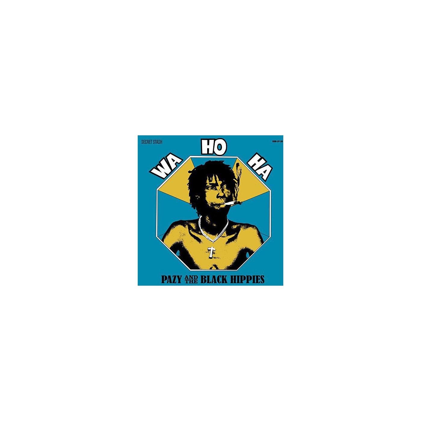 Alliance Pazy and the Black Hippies - Wa Ho Ha thumbnail