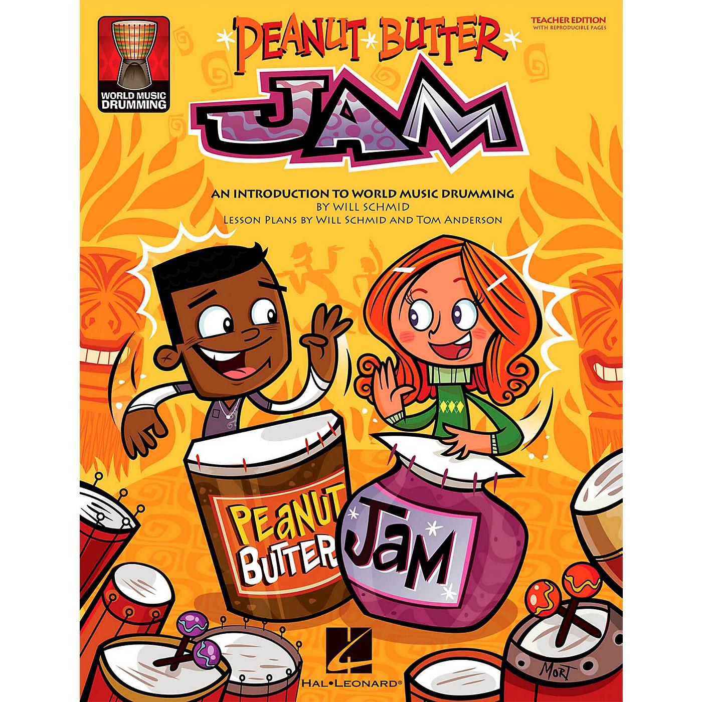 Hal Leonard Peanut Butter Jam - An Introduction to World Music Drumming Classroom Kit thumbnail