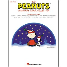 Hal Leonard Peanuts Christmas Carol Collection For Easy Piano