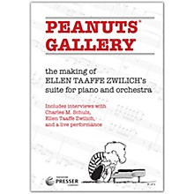 Carl Fischer Peanuts Gallery-DVD