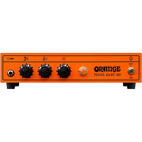 Orange Amplifiers Pedal Baby 100 Power amp thumbnail