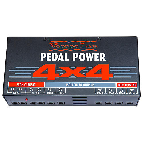 Voodoo Lab Pedal Power 4x4 thumbnail