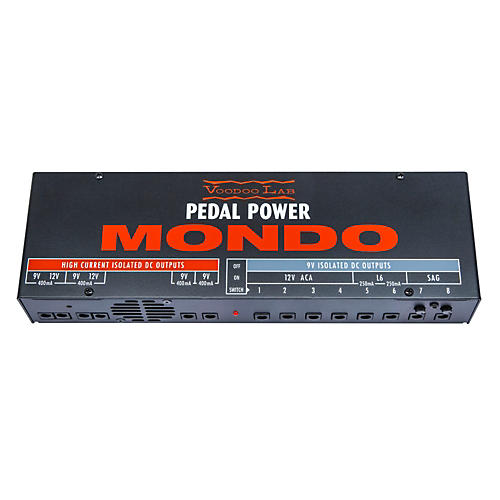 Voodoo Lab Pedal Power Mondo thumbnail